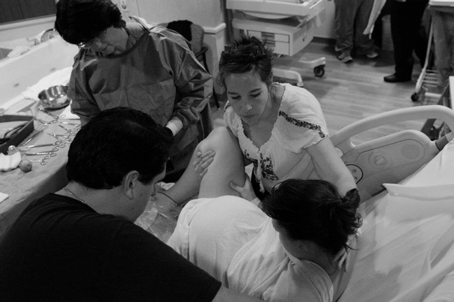 How to Help a Woman in Labor | The Joy of This