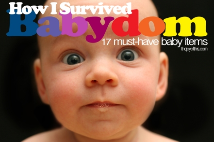 How-I-survived-babydom